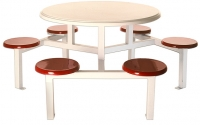 canteen-6-seater-bench-round