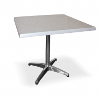 werzalit-square-aluminium-table-base