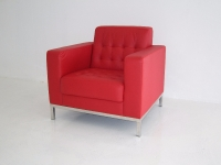florence-1-seater-red