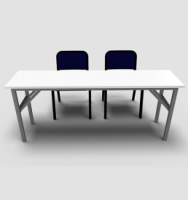 training-table-modern-rectangular-folding-grey