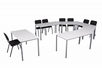 training-table-rectangular-trapezoid-modern-2
